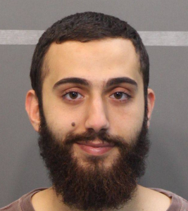 Muhammad Youssef Abdulazeez (mugshot from April arrest)